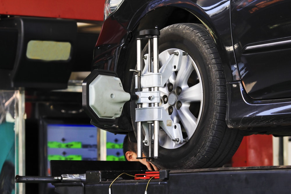 McKay Auto Repair Wheel Alignment